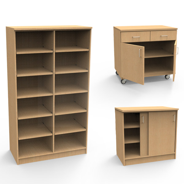 REplay® Storage Cabinets
