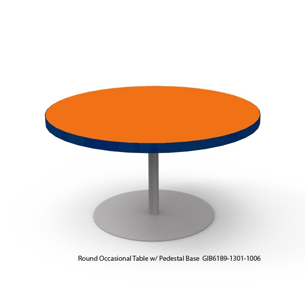 Round Occasional Tables