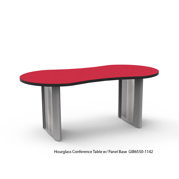 Hourglass Conference Table