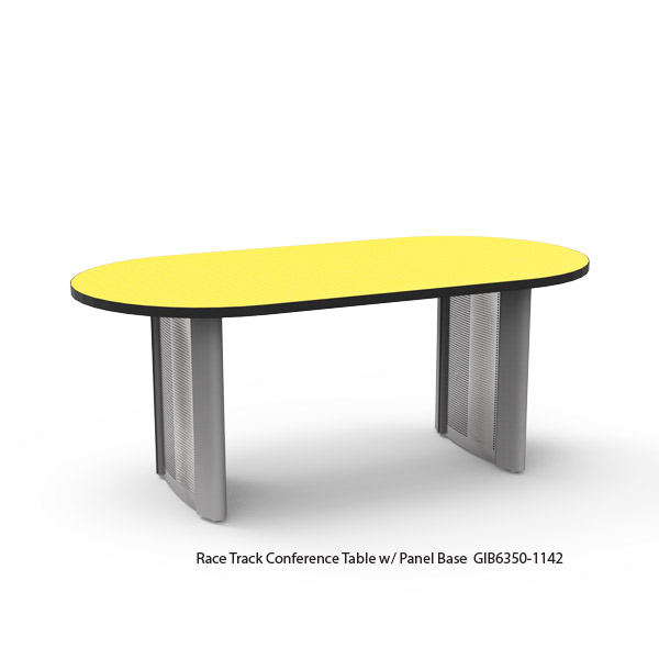 Race Track Conference Table
