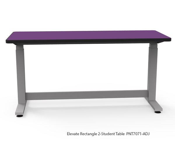 Elevate 2-Student Tables