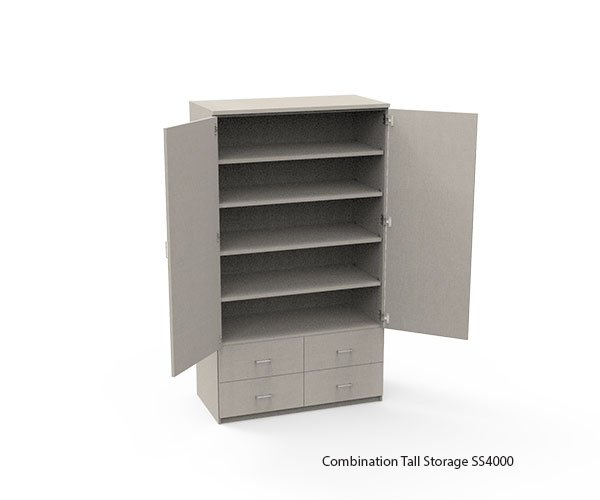 Tall Combination Storage