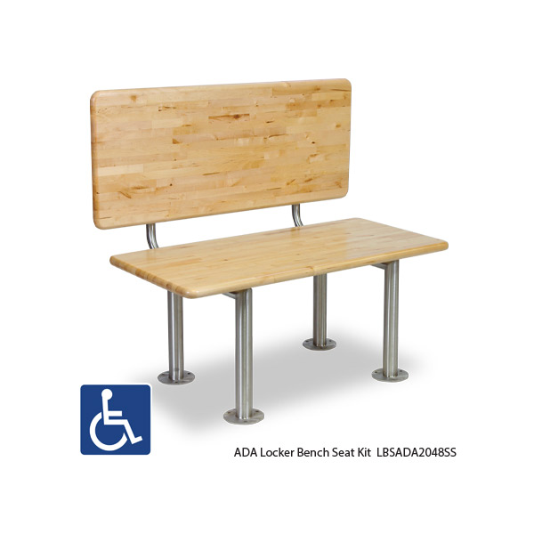 ADA Locker Bench Kits