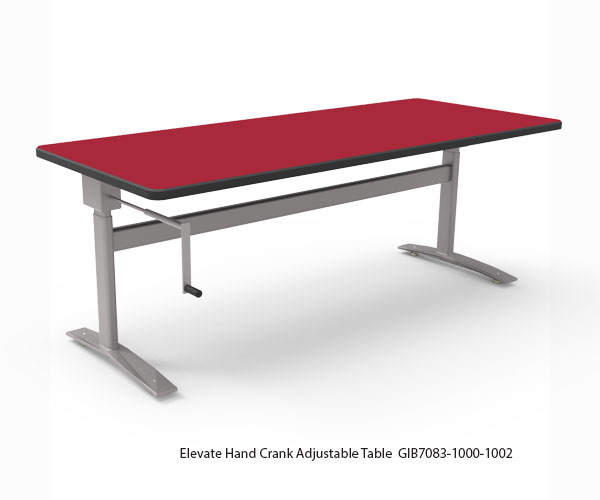 Elevate Admin Tables