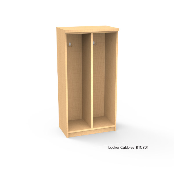 Modular Tall Locker Cubbies