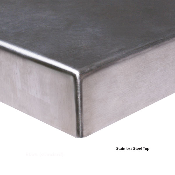Stainless Steel Top
