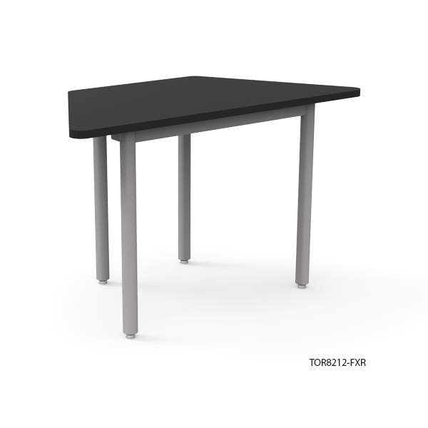 TORO Trapezoid Table with Phenolic Top