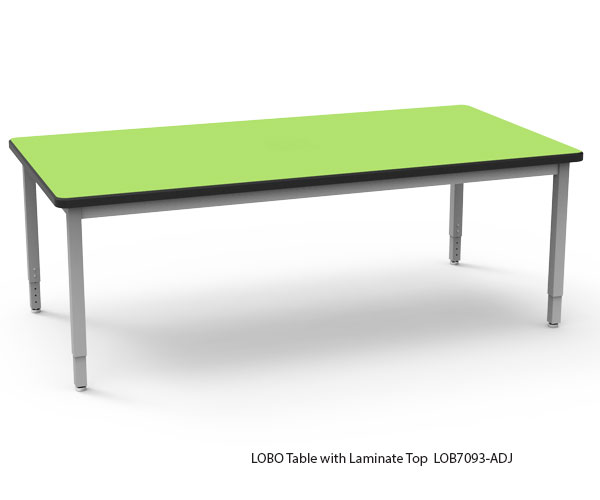 LOBO Table with Laminate Top