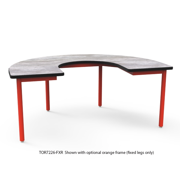 TORO Horseshoe Table