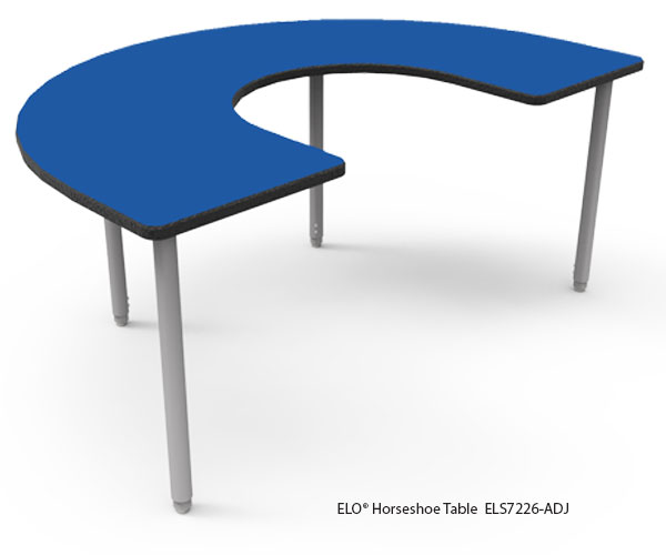 ELO® Horseshoe Table