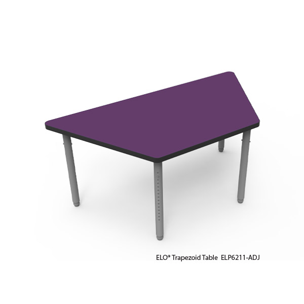 ELO® Trapezoid Table