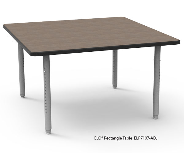 ELO® Rectangle Table