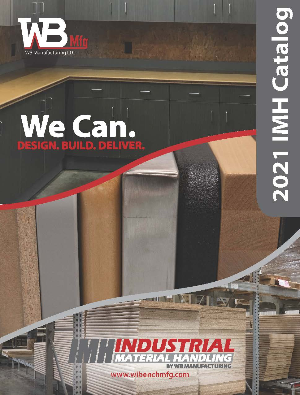 2021 WB Mfg IMH Catalog